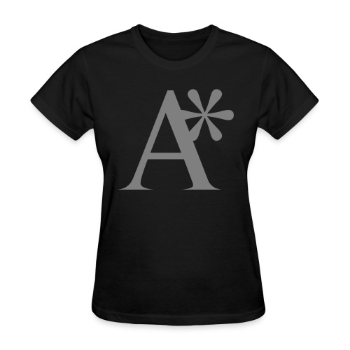 A* logo - Women's T-Shirt