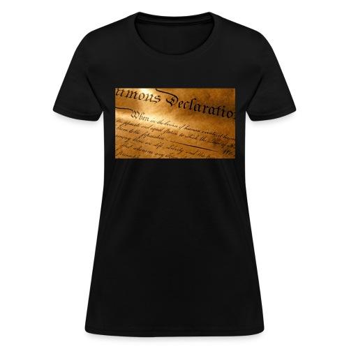 Human Events - Women's T-Shirt