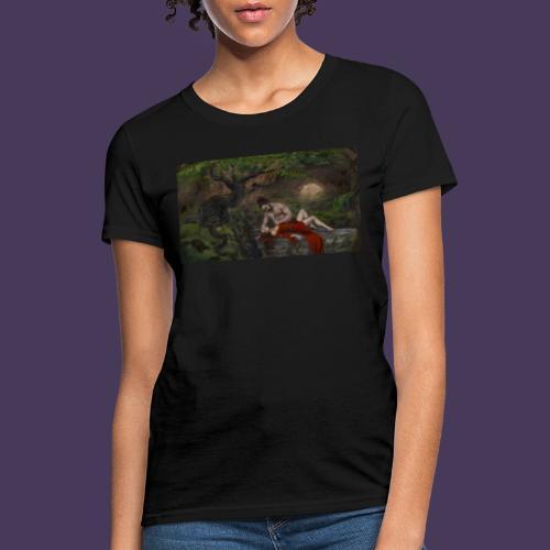 Under the Tanshi Tree - Women's T-Shirt