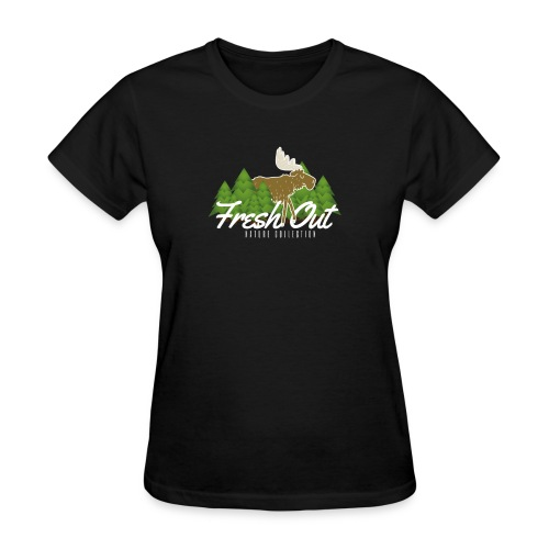 Fresh Out Nature Collection - Women's T-Shirt