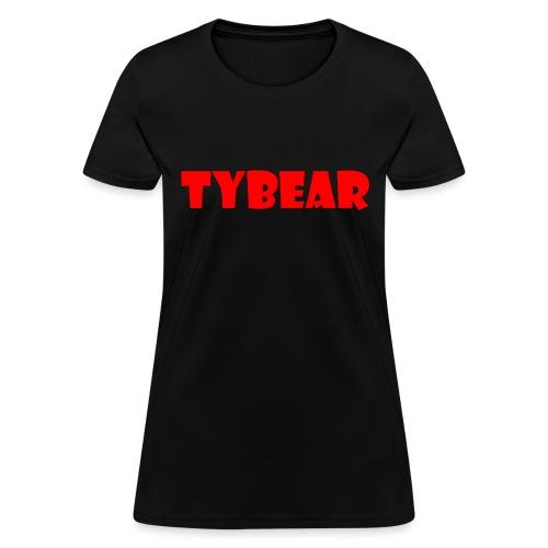Tybear Large - Women's T-Shirt
