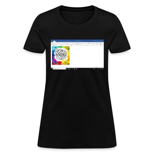 fj bwelFNHwekfnlw - Women's T-Shirt
