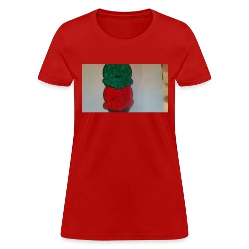 Ice cream t-shirt - Women's T-Shirt