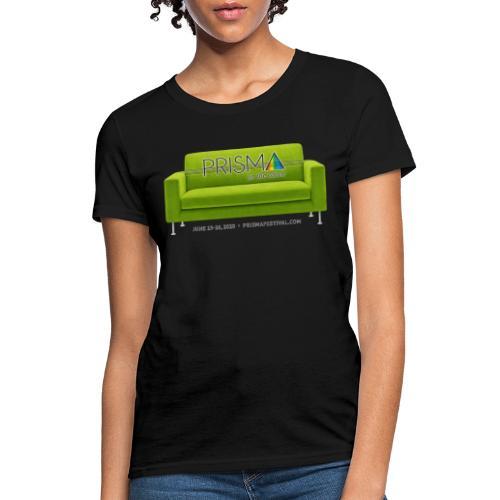 Green Couch - Women's T-Shirt