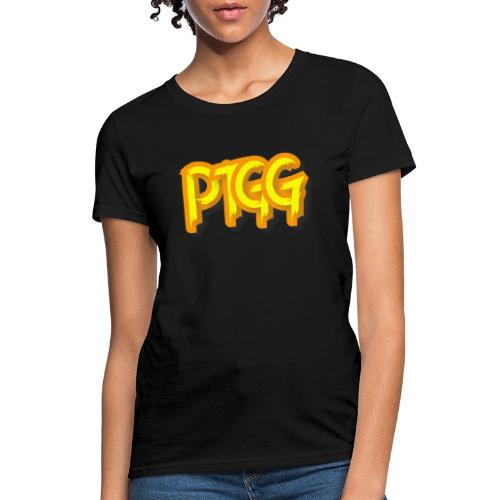 Ptolome The Greek God Logo - Women's T-Shirt