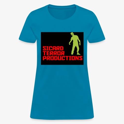 Sicard Terror Productions Merchandise - Women's T-Shirt