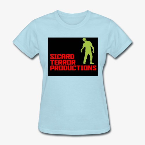 Sicard Terror Productions Merchandise - Women's T-Shirt