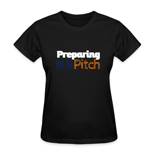 Preparing For The Pitch - Women's T-Shirt