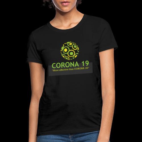 CORONA VIRUS 19 - Women's T-Shirt