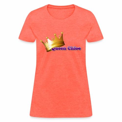 Queen Chloe - Women's T-Shirt