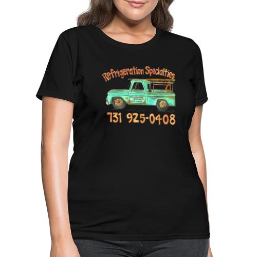 Refrigeration Specialties - Women's T-Shirt
