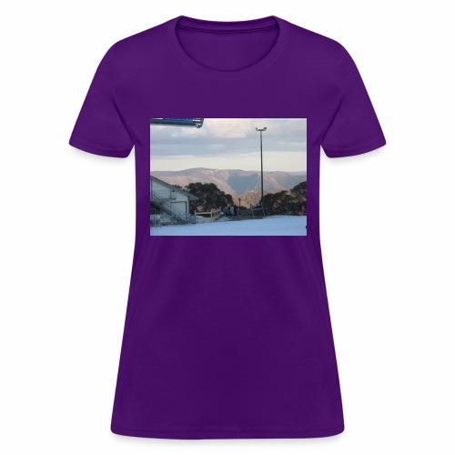 Mt Buller - Women's T-Shirt