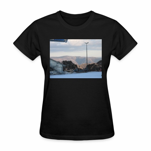 Mt Buller - Women's T-Shirt