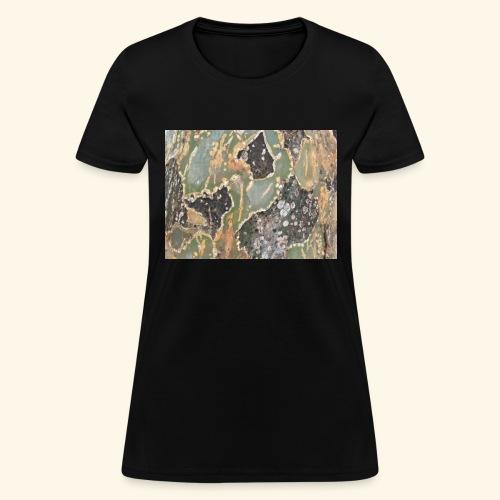 Nature Series NCArt - Terra Trees - Women's T-Shirt