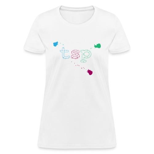 tsp. 3rd anniversary t-shirt - Women's T-Shirt