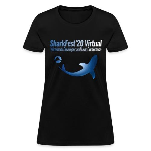 SharkFest'20 Virtual - Women's T-Shirt