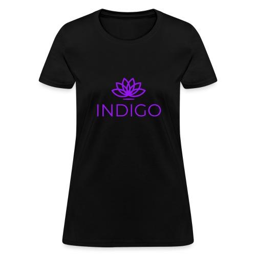 Purple Simple - Women's T-Shirt