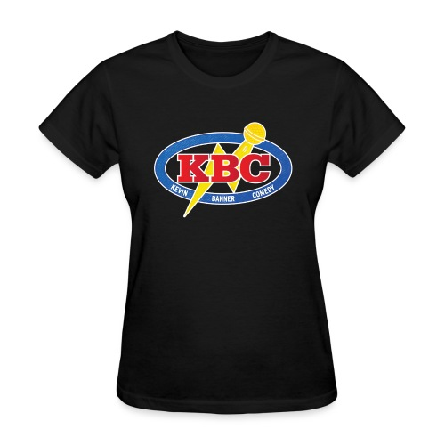 Kevin Banner Comedy - Women's T-Shirt