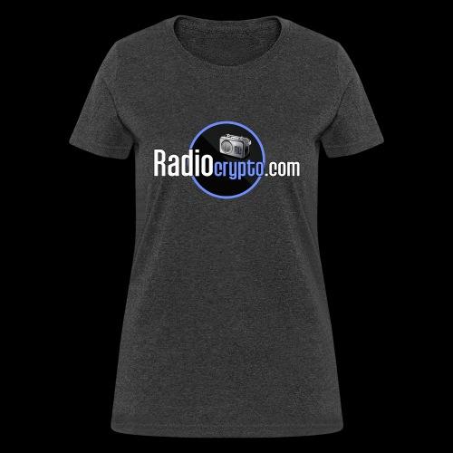 RadioCrypto Logo 1 - Women's T-Shirt