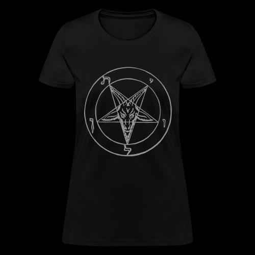 Bessy Baphomet - Women's T-Shirt