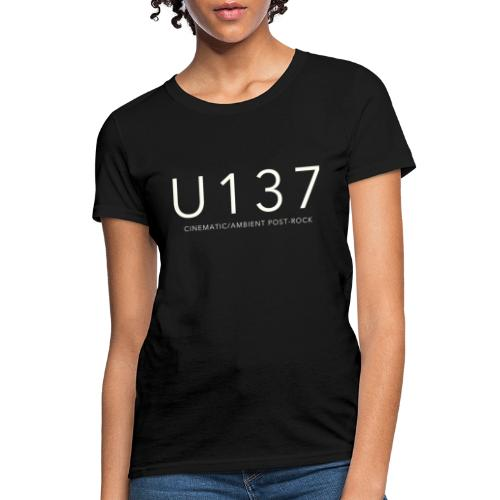 U137 LOGO - Women's T-Shirt