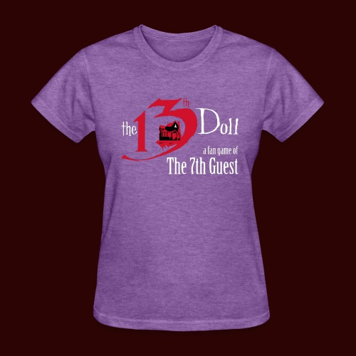The 13th Doll Logo - Women's T-Shirt