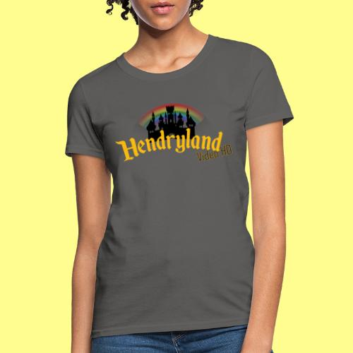 HENDRYLAND logo Merch - Women's T-Shirt