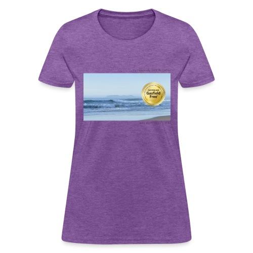Beach Collection 1 - Women's T-Shirt