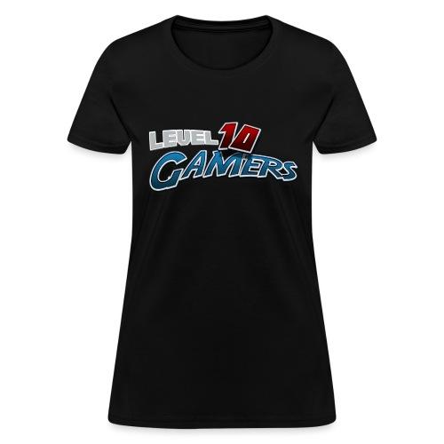 Level10Gamers Logo - Women's T-Shirt