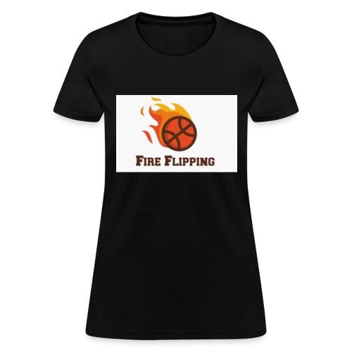 Fire hoodie - Women's T-Shirt