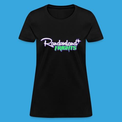Randomland Frights - Women's T-Shirt