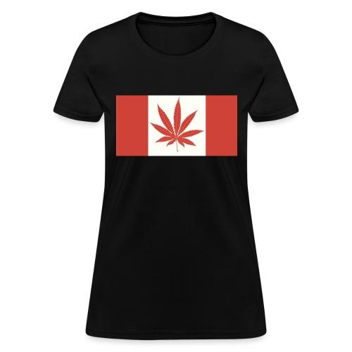 Canada 420 - Women's T-Shirt