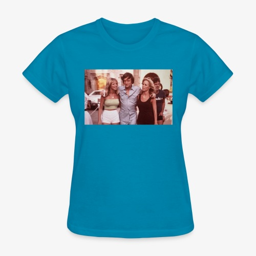 Hugh Hefner - Women's T-Shirt