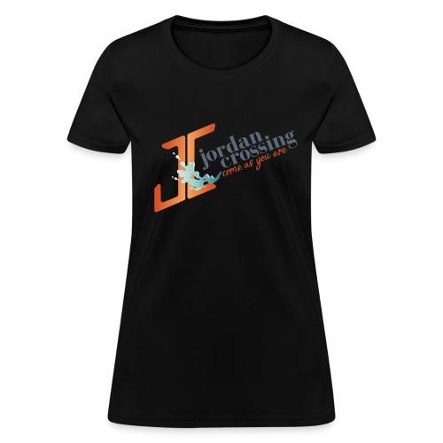 JordanCrossingFINAL 01 - Women's T-Shirt