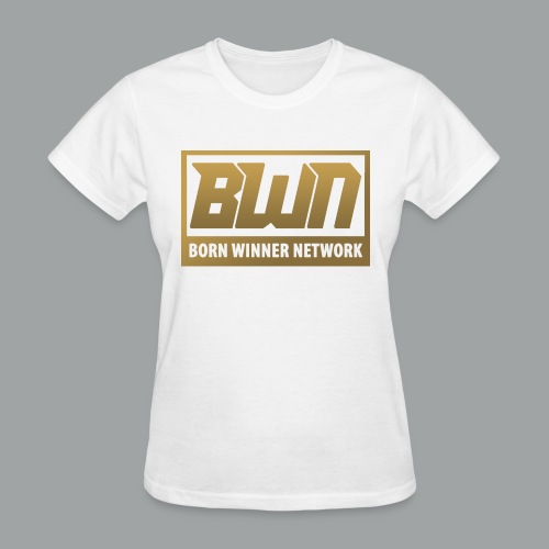 BWN (Gold) - Women's T-Shirt