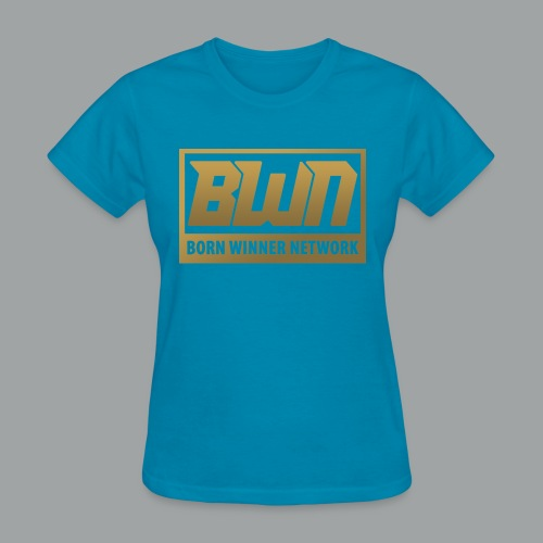 BWN (Gold) - Women's T-Shirt