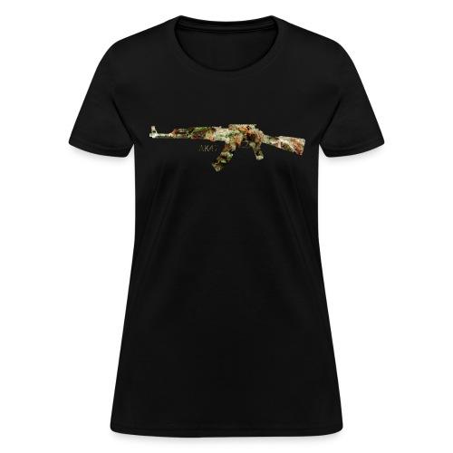 AK-47.png - Women's T-Shirt