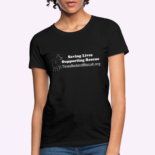 save - Women's T-Shirt