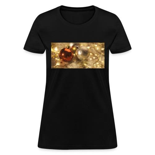 Christmas 2016 lr 1 - Women's T-Shirt