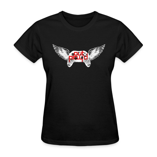 out play'd gothic - Women's T-Shirt
