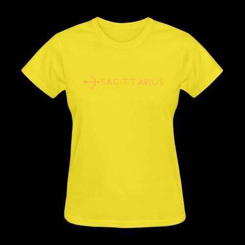Sagittarius - Women's T-Shirt