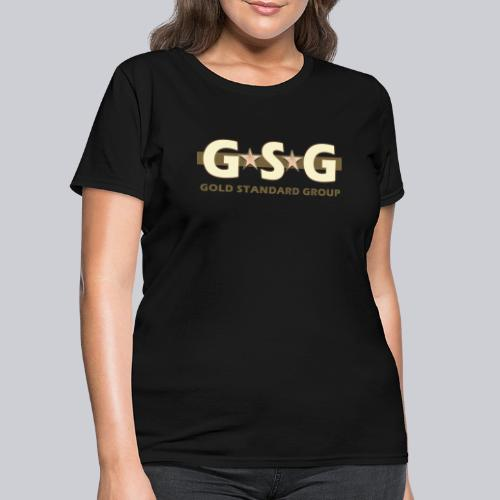 GSG The Gold Standard - Women's T-Shirt