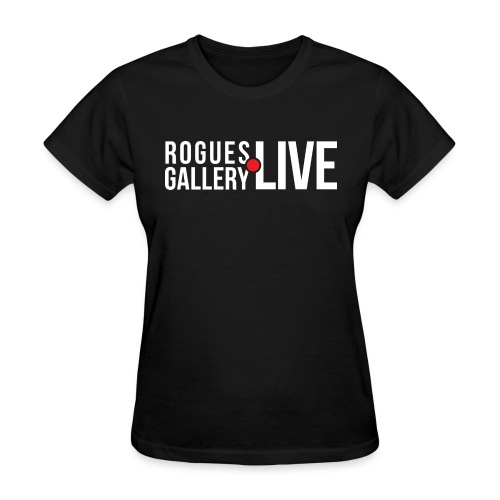 Rogues Gallery LIVE - Women's T-Shirt