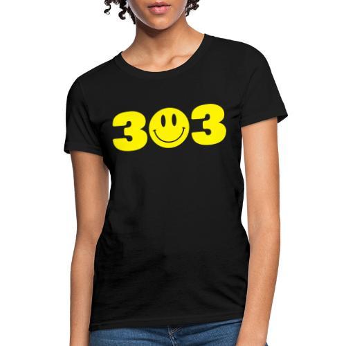 3 Smiley 3 - Women's T-Shirt