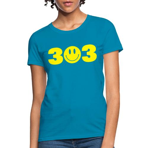 3 Smiley 3 - Women's T-Shirt