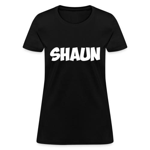 Shaun Logo Shirt - Women's T-Shirt