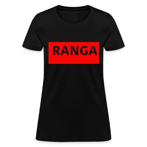 Ranga Red BAr - Women's T-Shirt