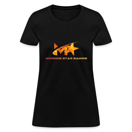 Morning Star Gaming Logo - Women's T-Shirt