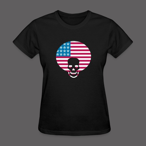 logo flag - Women's T-Shirt