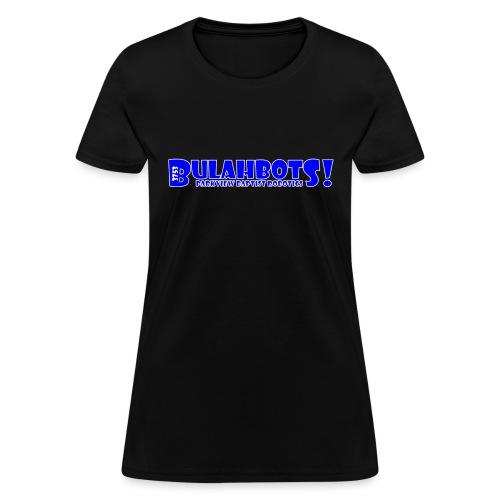 BulahBots PBS - Women's T-Shirt